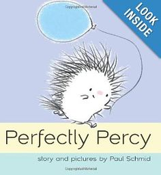 Perfectly Percy: Paul Schmid: 9780061804366: Amazon.com: Books