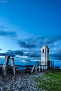 Brown's Point Lighthouse, Washington by margo