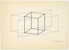 Josef Albers - Structural Constellation, 1936