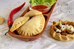 I'm in the kitchen ...: Empanadas with vegetables