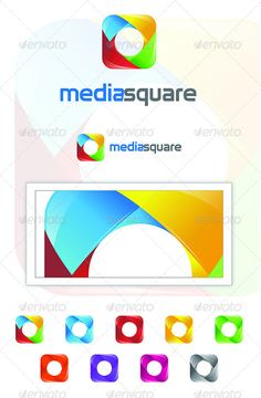 Media Square — Transparent PNG #web #development • Available here → https://graphicriver.net/item/media-square/5825086?ref=pxcr