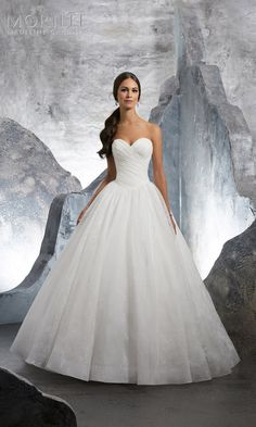 94df634993c Kalinda Wedding Dress - 5617 wedding dress - Morilee by Madeline Gardner