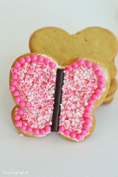 Easy Butterfly Sugar Cookies: Perfect Spring Cookies in Minutes!