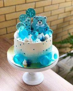 Baby Birthday Cakes, Fondant, Household, Hacks, Decoration, Desserts, Food, Pastries, Decor