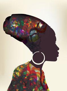 Queen Africa by ~abarai-leo on deviantART