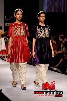 Indian Couture, Sabyasachi, Velvet Tops, Ready To Wear, Sari, How To Wear, Fashion, Saree, Moda