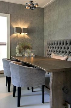 Dining Room Sets with Banquette - Dining Room Sets with Banquette, Kitchen Banquette Dining Table Modern Dining Room Dining Room Banquette, Banquette Seating, Dining Room Sets, Dining Room Design, Dining Room Furniture, Dining Chairs, Dining Table, Side Chairs, Dining Area