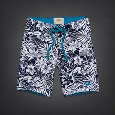 Dudes Calabasas Swim Shorts | Dudes Swim | HollisterCo.com
