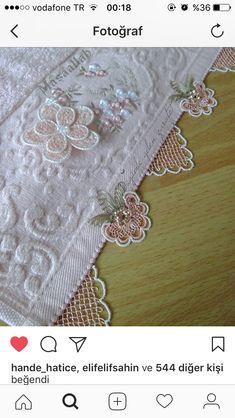 Needle Lace, Elegant Table, Baby Knitting Patterns, Washroom, Pattern
