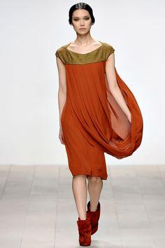 Todd Lynn Fall 2012: 'Corrupted elegance'