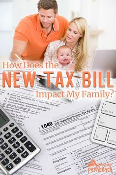 How will the new tax bill impact your family finances in the new year? 9 key changes that may impact your families paycheck in January Living On A Budget, Family Budget, Frugal Living, Ways To Save Money, Money Saving Tips, Practical Parenting, Parenting Tips, Earn Money From Home
