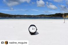 Awesome shot from #CROFTWatches lover @nadine_mcguire over on @fraserisland__ #fraserisland #australia #watch #travel #beach #photooftheday #mystylemyadventure