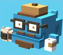crossy road hipster whale - Google Search
