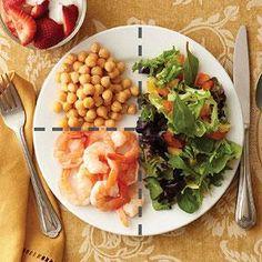 balanced dinner ideas
