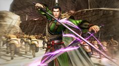 Dynasty Warriors 8 : la date de sortie
