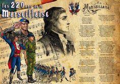 La Marseillaise Hymne Français