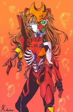 Image result for neon genesis evangelion fan art