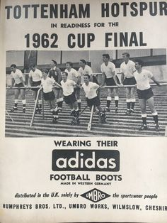 Spurs use Adidas boots. Football Cards, Football Players, Jimmy Greaves, Adidas Boots, Tottenham Hotspur Football, Spurs Fans, Everton Fc, Adidas Football, Pita Bread