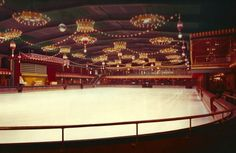 Streatham Ice Rink in it's glory days.