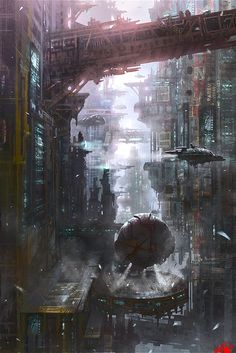 Tired City - Zhao Enzhe