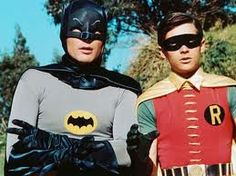 60'S TV SHOWS Batman and Robin