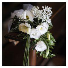 fiori bianchi matrimonio - fotografie di matrimonio www.maisonstudio.it ©