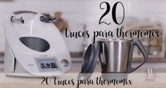 20 trucos con thermomix Cooking Tips, Cooking Recipes, Sin Gluten, Drip Coffee Maker, Kettle, New Baby Products, Recipies, Kitchen, Food