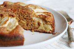Eplekake - Gâteau aux Pommes Norvégien