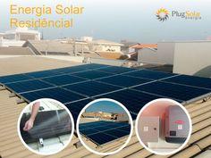 Sistema fotovoltaico residencial preço #sistemafotovoltaico #sistemaresidencialpreço #plugsolar