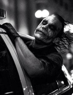 The Dark Knight. The Joker
