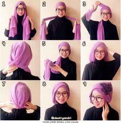 Tutorial Hijab By Mayra Hijab: Tips Tutorial Hijab untuk Wisuda dan Pernikahan