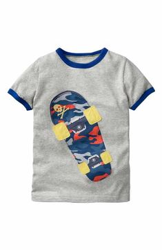 3dRose Susans Zoo Crew Music Guitar Player Abstract Musician red Blue T-Shirts
