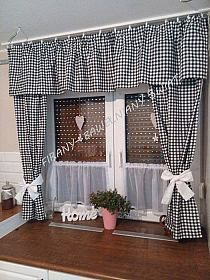Kitchen Curtains, Valance Curtains, Pelmet Box, House Design, Patterns, Home Decor, Curtain Ideas, Fabric Combinations, Hand Embroidery Flowers