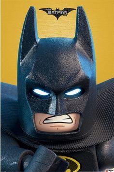 Lego® Batman - Close Up Juliste, Poster Movie Posters For Sale, Marvel Movie Posters, Cool Posters, Marvel Movies, Batman Film, Lego Batman Movie, Batman Batman, Batman Stuff, Batman Party