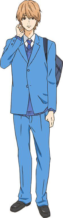 Makato Suno! One of my favorite anime boys ever