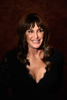 """Caitlyn Jenner attends a special screening of """"Tangerine"""" at Landmark Nuart Theatre on January 4, 2016 in Los Angeles, California."""