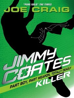 Buy Jimmy Coates: Killer ( by Joe Craig at Mighty Ape NZ. An eleven-year-old boy discovers he has strange powers, and a future that holds mystery, adventure - and death! Bending his knees, Jimmy let go of th. Killer Joe, Book Week, Reading Challenge, Bad News, Social Platform, Free Books, The Book, Really Cool Stuff, Something To Do