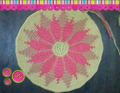 Cómo tejer una mochila estilo wayuú part 1