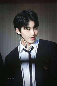 Hi this is Hwal from the Boyz... He is precious