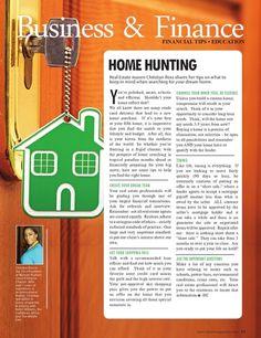 International Realtor, @Christian Ross - Atlanta's Real Estate Maven Shares Tips on Finding Your Dream Home in Sheen Magazine - The T.Morrison Agency #tma #client #press #media #tmaglobal