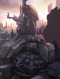 Fall of Cybertron, Concept Art