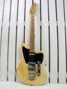 Awesome Fender Jaguar/Jazzmaster Telecaster combo by Fender Custom Shop