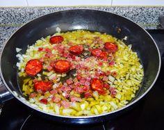 El placer de cocinar: GUISANTES A LA MURCIANA