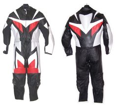 Leather motorcycle suit custom made style 2014 image $464.99 WWW.LEATHER-SHOP.BIZ