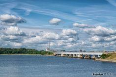 Bild-Nr. 1402 - Sundblick Rügenbrücke