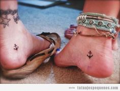 Ideas tatuajes pequeños   Tatuajes pequeños   Ideas de tatuajes pequeños en tobillo, pie, muñeca, cuello... - Part 4