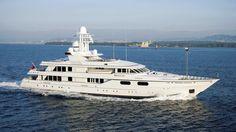 Méduse yacht for sale