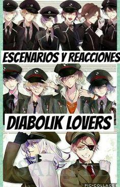 Diabolik loverssss!!! I Love Anime, All Anime, Anime Guys, Manga Anime, Ruki Mukami, Reiji Sakamaki, Carla Tsukinami, Diabolik Lovers Laito, Diabolik Lovers Wallpaper