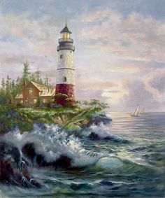 Lighthouse Cove (Carl Valente)