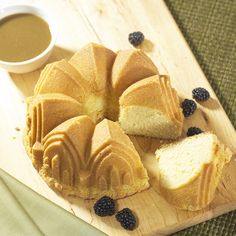 Nordic Ware's Cathedral Bundt Pan modeled after Notre Dame Cathedral. Made in the USA.